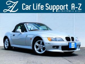 BMW Z3ロードスター 2.0 直6NA 後期モデル 左ハンドル 5速MT