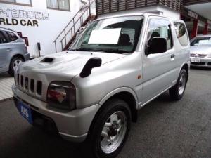 スズキ ジムニー XL 4WD 5速MT