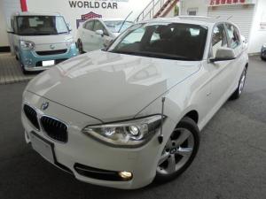 BMW 1シリーズ 116i スポーツ バックモニター ETC