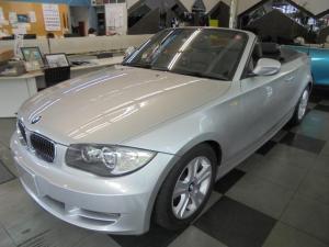 BMW 1シリーズ 120i カブリオレ レザーインテリア ナビ ETC