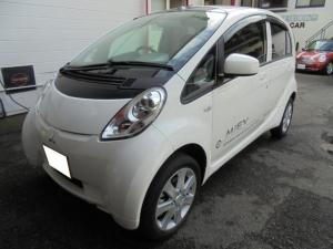 三菱 アイミーブ G 100%電気自動車