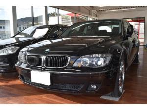 BMW 7シリーズ 750Li 社外20インチAW 走行距離9264km