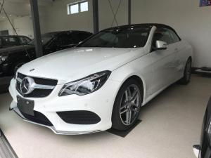 メルセデス・ベンツ Eクラス E250カブリオレ