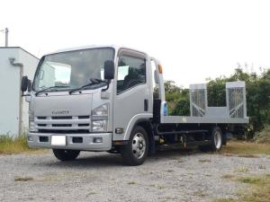 いすゞ エルフトラック タダノ製セーフティーローダーラジコン積載車 積載2800KG