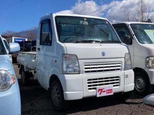 スズキ キャリイトラック KCエアコン・パワステ 5速マニュアル エアコン パワステ 2WD 軽トラック