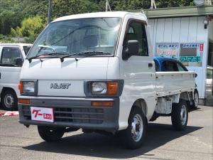 ダイハツ ハイゼットトラック スペシャル 4WD MT 軽トラック 2名乗り ホワイト