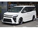 トヨタ/ヴォクシー ZS 煌II 新車コンプリート 車高調 マフラー 19AW