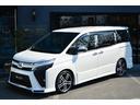 トヨタ/ヴォクシー ZS 煌II  新車コンプリート エアロ ダウンサスVer