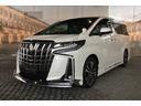トヨタ/アルファード 2.5S Cpk ディスプレイオーディオ 4WD 寒冷地