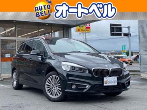 BMW 2シリーズ 218dグランツアラーラグジュアリー 本革シート・電動ゲート
