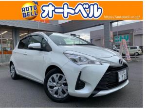 トヨタ ヴィッツ U 純正ナビTV・Bカメラ・Bluetooth・車線逸脱警報装置・オートハイビーム・運転席シートヒーター
