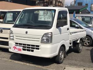 スズキ キャリイトラック KCエアコン・パワステ 4WD AT