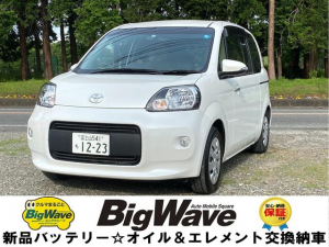 トヨタ ポルテ Y 1年保証付 新品タイヤ&バッテリー&オイルエレメント交換