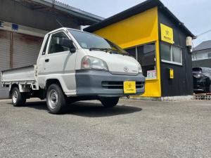 トヨタ タウンエーストラック シングルジャストローDX コラム5速マニュアル エアコン パワステ 車検令和3年11月
