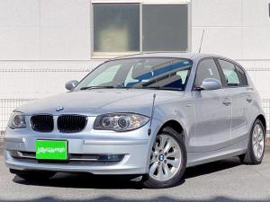 BMW 1シリーズ 116i 禁煙車・HDDナビ・ETC・スペアキー・ミュージックサーバー