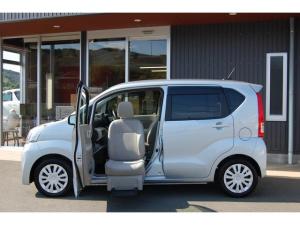 スバル ステラ 福祉車両 助手席回転チルトシート 全国1年保証
