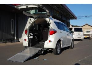トヨタ ラクティス G 福祉車両スローパー 純正ナビバックモニター 全国1年保証
