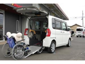 ダイハツ タント L 福祉車両 スローパー ワンセグナビ 全国1年保証