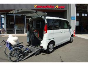 スズキ スペーシア  福祉車両スロープ 車いす1名+2名乗車または4名乗車 車いす移動車スローパー 全国1年保証