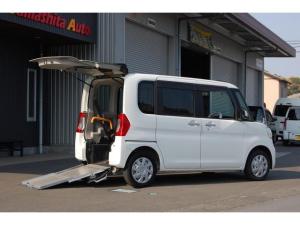 ダイハツ タント L 福祉車両 スローパー 新品タイヤ 全国1年保証