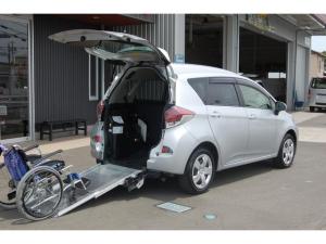 トヨタ ラクティス X 福祉車両 スローパー 車いす1名+3名全国1年保証