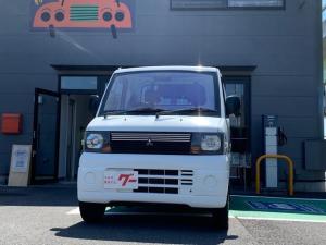 三菱 ミニキャブトラック VX-SE 社外アルミ 買取車 ETC付 車検整備付 エアコン パワステ 5速マニュアル