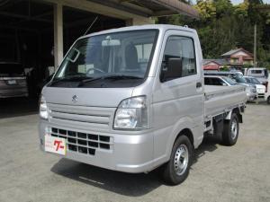 スズキ キャリイトラック KCエアコン・パワステ 5速マニュアル 2WD DA16T