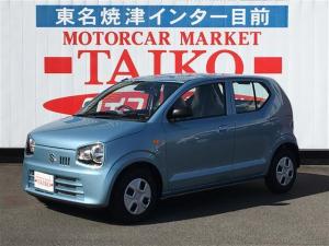 スズキ アルト L セーフティ サポート装着車 届出済未使用車 新車保証継承