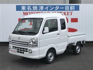 スズキ スーパーキャリイ X 4WD 5速マニュアル キーレスエントリー 3方開