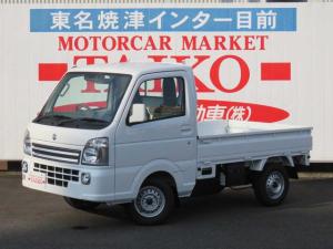 スズキ キャリイトラック 4WD KX 5速マニュアル