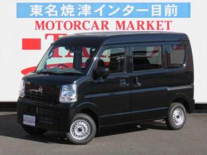 日産 NV100クリッパーバン 4WD DX GL セーフティ 届出済未使用車