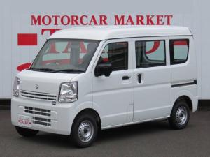 スズキ エブリイ PA 2WD 4AT メーカー保証継承付届出済未使用車
