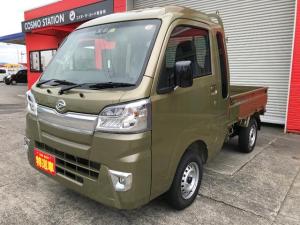 ダイハツ ハイゼットトラック ジャンボSAIIIt・AT車・4WD・LEDヘッド・AC