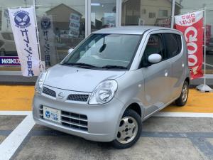 日産 モコ S インパネオートマ・純正CDステレオ・社外アルミホイール・ETC付