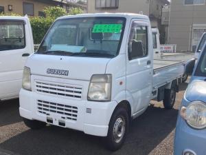 スズキ キャリイトラック KCエアコン・パワステ AC MT 修復歴無 軽トラック