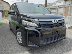 トヨタ ヴォクシー X トヨタセーフティセンス 両側電動スライドドア SDナビ Bluetooth  ETC