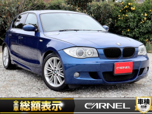 BMW 1シリーズ 116i Mスポ ETC キセノン 純正AW イカリング