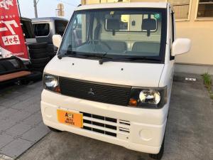 三菱 ミニキャブトラック VX-SE 車検 令和4年1月27日まで 4WD 3方開 国産山ありタイヤ ドアバイザー 走行5.5万キロ