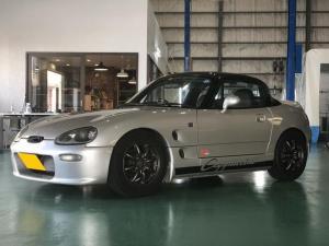スズキ カプチーノ ベースグレード カスタム 室内展示 OL車
