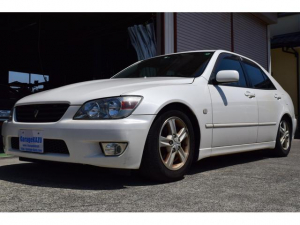 トヨタ アルテッツァ AS200 iエディション 6速MT 新品クラッチ HKS車高調 キーレス 社外ナビ
