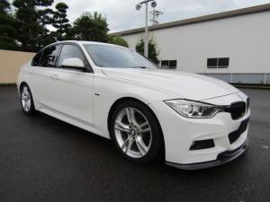 BMW 3シリーズ 320i Mスポーツ 純正ナビ Bカメラ Pセンサー Aストップ Fカーボンスポイラー ローダウン スマートキー Pスタート ETC