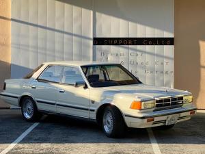 日産 セドリック ブロアム ターボ 2000 ブロアムターボ ビックバンパー VIP仕様 社外マフラー