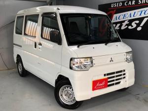 三菱 ミニキャブバン CD ガソリン・CNG併用車 ETC