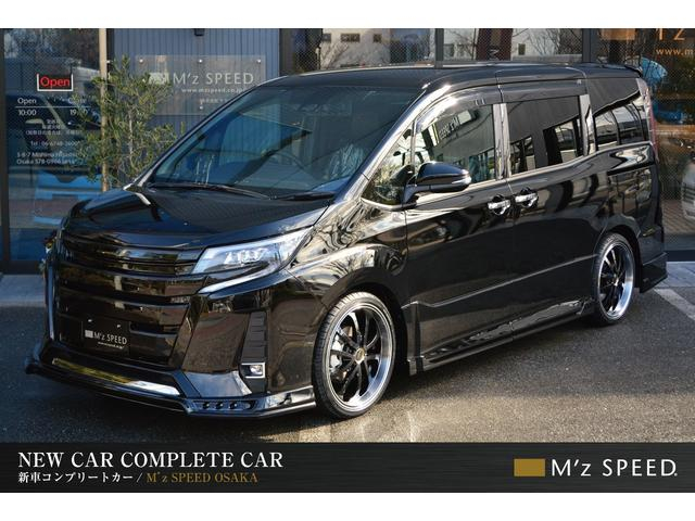 ZEUSエアロ カスタム ローダウン 18インチ ZEUS新車カスタムコンプリート ローダウン 支払総額327万円