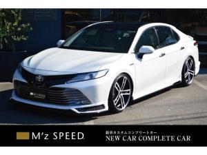 トヨタ カムリ X ZEUS新車カスタムコンプリートカー