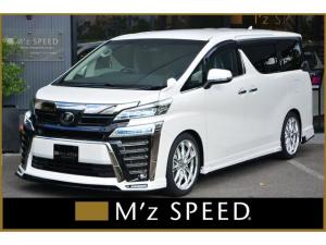 トヨタ ヴェルファイア 2.5Z-G 7人乗 ZEUS新車カスタムコンプリート