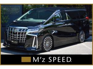 トヨタ アルファードハイブリッド エグゼクティブラウンジS 4WD HV エグゼクティブラウンジS ZEUS新車カスタムコンプリートカーエアロ(F/S/R)・タナベダウンサス・20インチAW・純正ナビ・バックカメラ・ETC2.0・リアモニター