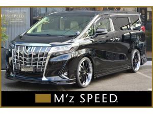 トヨタ アルファード 2.5G ZEUS新車カスタムコンプリートカー