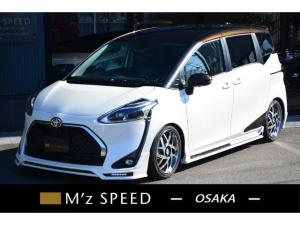 トヨタ シエンタ G クエロ7人 ZEUS新車カスタムコンプリートカー