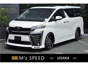 トヨタ ヴェルファイア 2.5Z 7人乗 ZEUS新車カスタムコンプリートカー